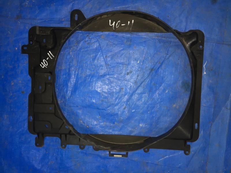 Диффузор радиатора Mazda Bongo SKP2V L8 (б/у)
