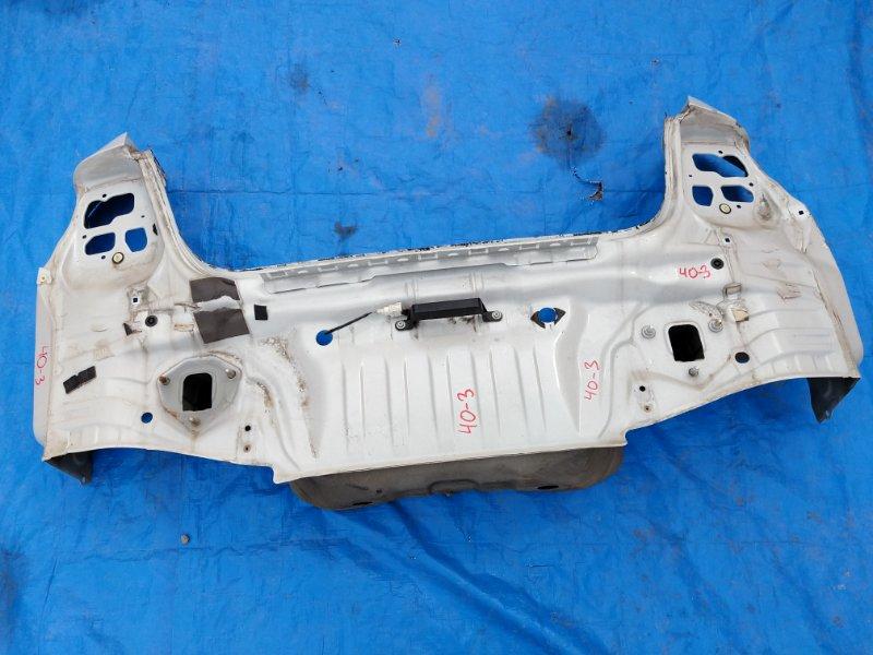 Задняя панель кузова Subaru Impreza GE2 EL15 (б/у)
