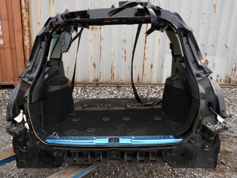 Задняя панель кузова Peugeot 308 T7 задняя правая (б/у)