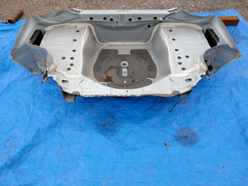 Задняя панель кузова Subaru Legacy BM FB25 2012 (б/у)