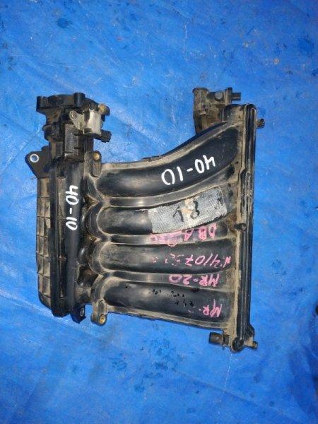 Коллектор впускной Nissan Lafesta B30 MR20DE (б/у)