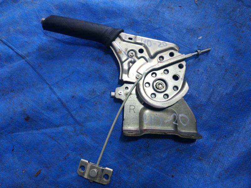 Ручка ручника Mazda Atenza GJ2FW SH (б/у)