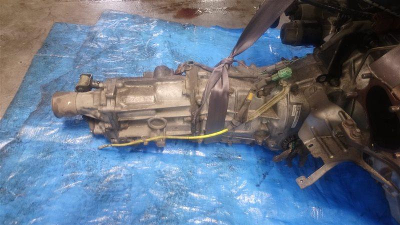 Мкпп Subaru Legacy BL5 EJ20Y TY757VBCBB (б/у)