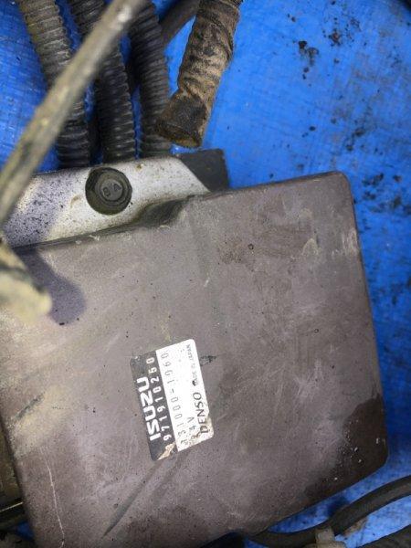 Блок управления форсунками Isuzu Elf NKR66 4HF1 131000-1060, 8971910250 (б/у)