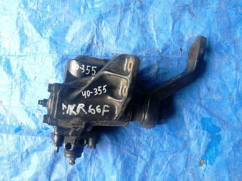 Рулевой редуктор Isuzu Elf NKR66 4HF1 1997 (б/у)