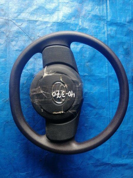 Руль Toyota Spade NCP141 1NZ-FE (б/у)