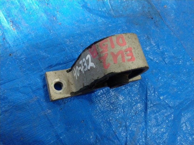 Подушка двигателя Honda Civic EU2 D15B передняя (б/у)
