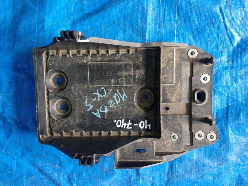 Подставка под аккумулятор Mazda Cx-5 (б/у)