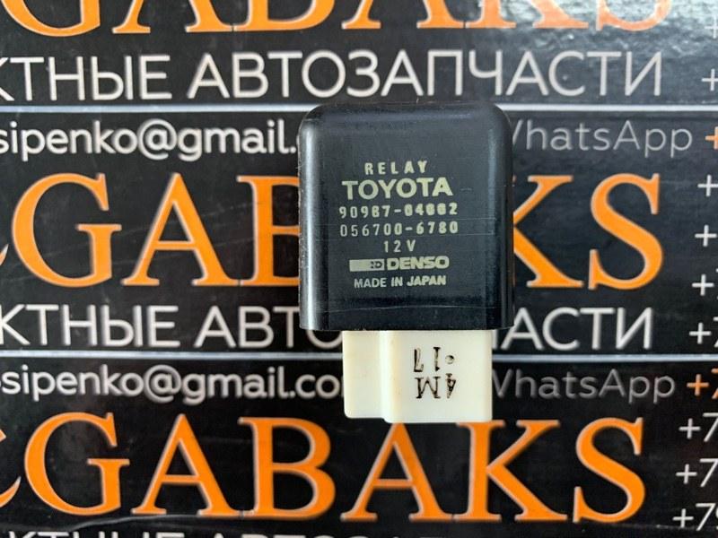 Реле Toyota 90987-04002 (б/у)