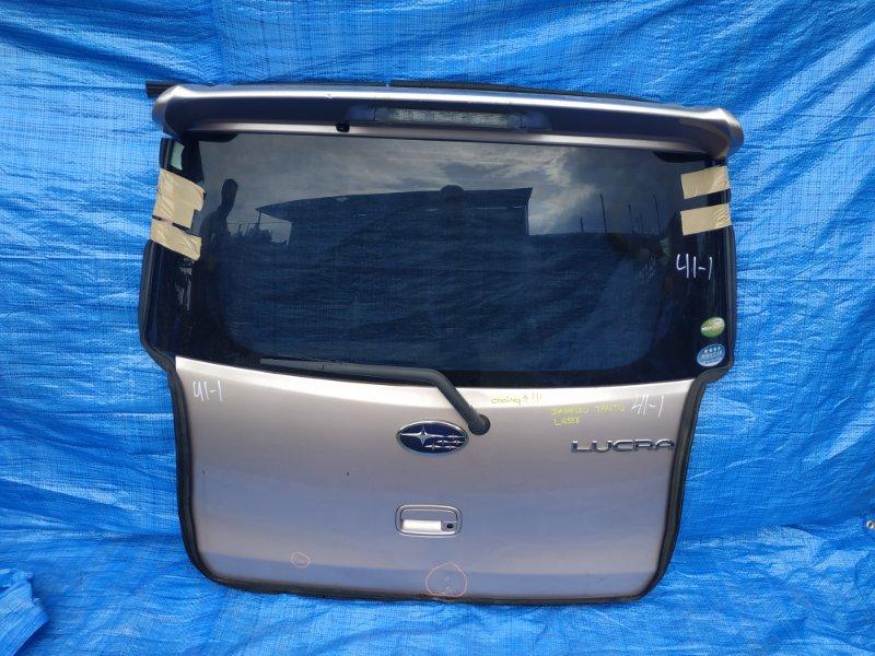 Дверь задняя Subaru Lucra L455 KF (б/у)