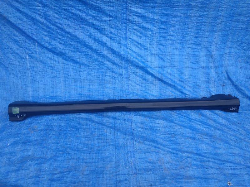 Порог Toyota Blade AZE154 2AZ-FE левый (б/у)