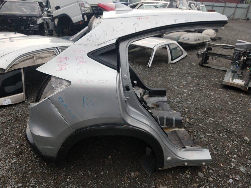 Крыло Honda Vezel RU3 LEB заднее правое (б/у)