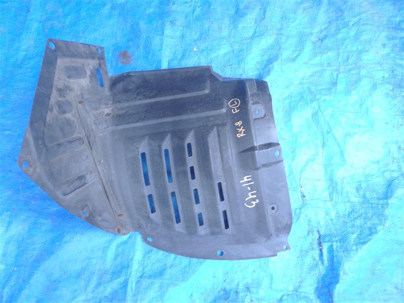Подкрылок Mazda Rx-8 SE3P 13B передний левый нижний (б/у)