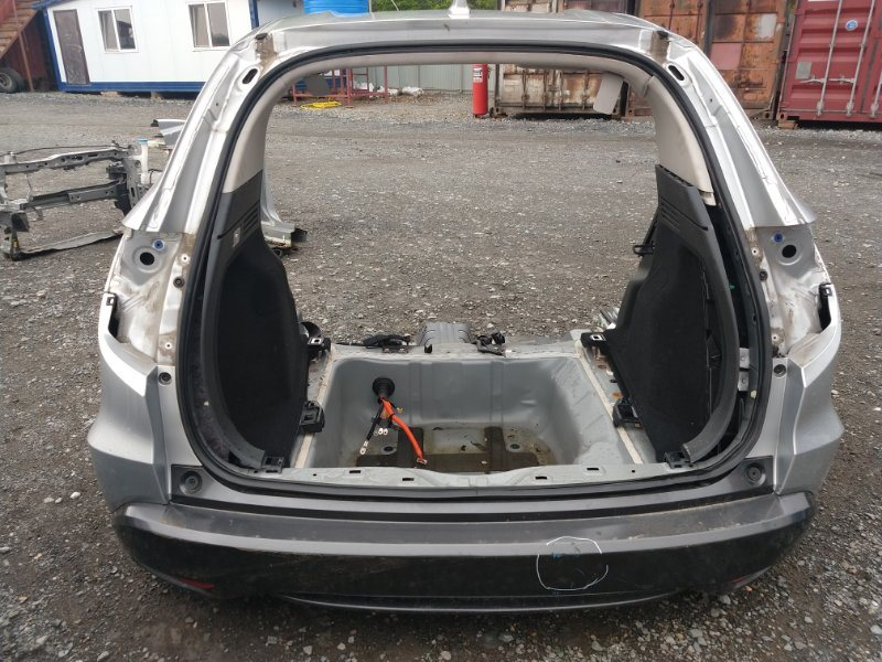 Задняя панель кузова Honda Vezel RU1 LEB (б/у)