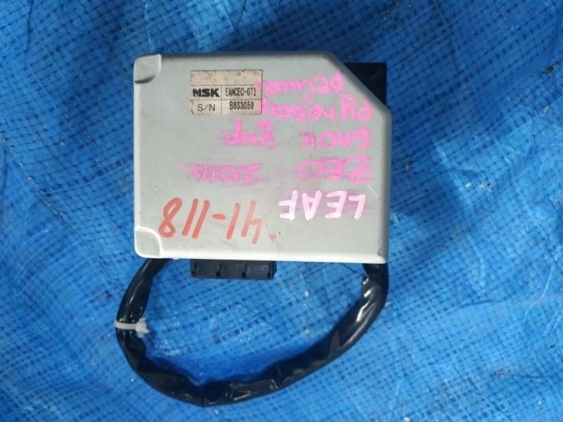 Блок управления рулевой рейкой Nissan Leaf ZE0 EANCEC-072 (б/у)