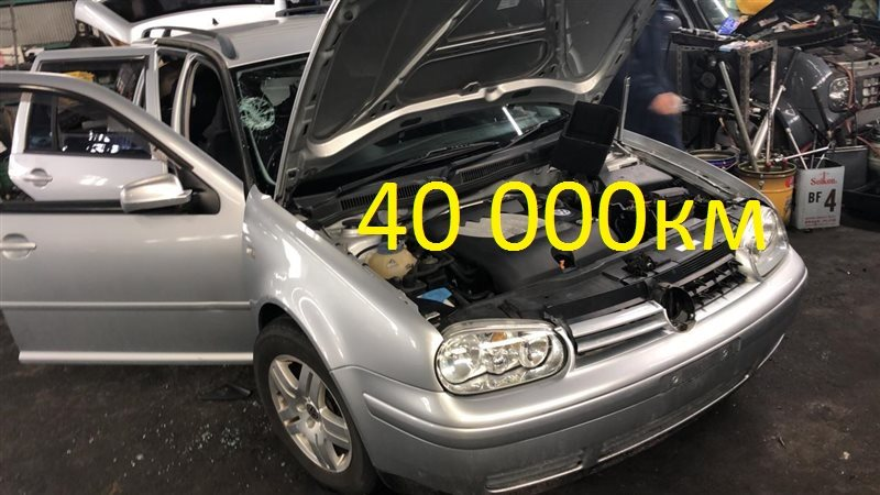 Двигатель Volkswagen Golf MK4 APK 1997 764235 (б/у)
