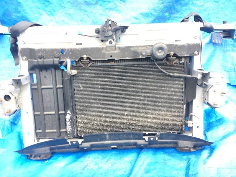 Радиатор кондиционера Toyota Probox NCP55 1NZ-FE (б/у)
