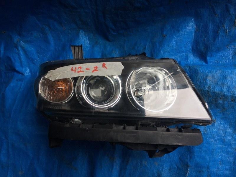 Фара Honda Zest JE1 P07A правая 100-22911 (б/у)