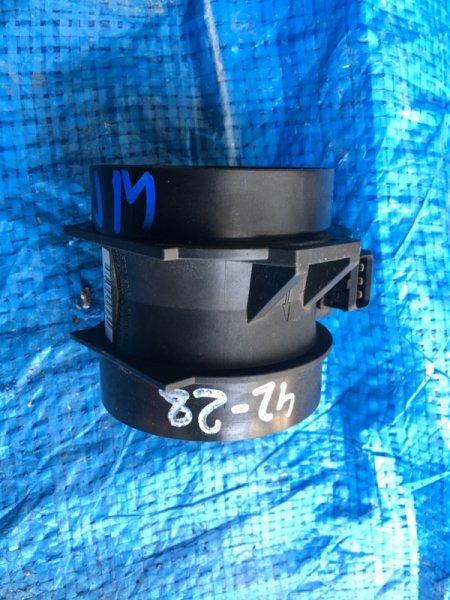 Расходомер воздушный Hyundai Tucson JM G4GC 2004 28164-37200 (б/у)