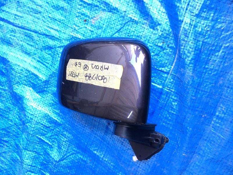 Зеркало Suzuki Mr Wagon MF33 R06A правое (б/у)