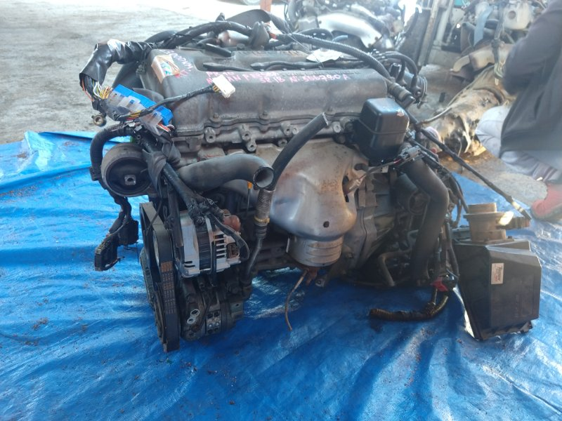 Двигатель Nissan Presea PR10 SR18DE 566780A (б/у)