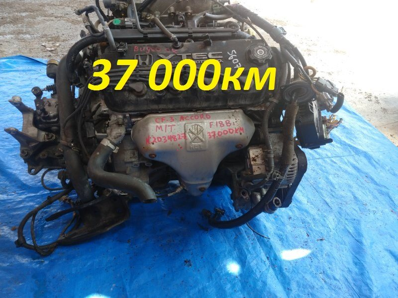 Мкпп Honda Accord CF3 F18B 43-2 T2C5 (б/у)