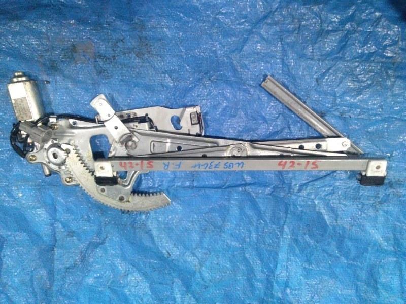 Стеклоподъемник Isuzu Bighorn UBS73GW 4JX1 передний правый (б/у)
