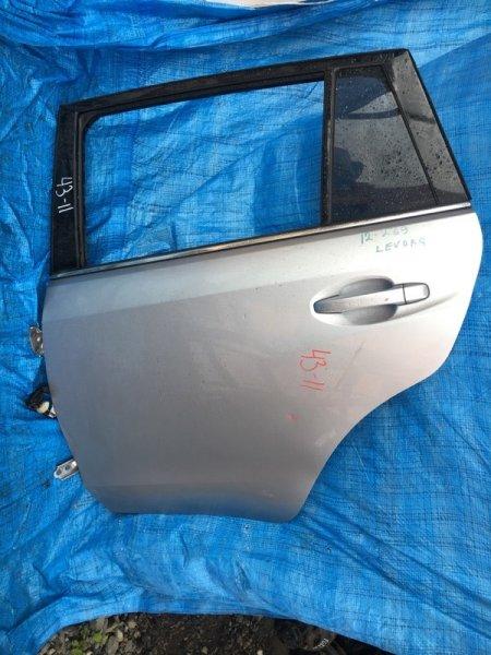 Дверь Subaru Levorg VM4 FB16 задняя левая (б/у)