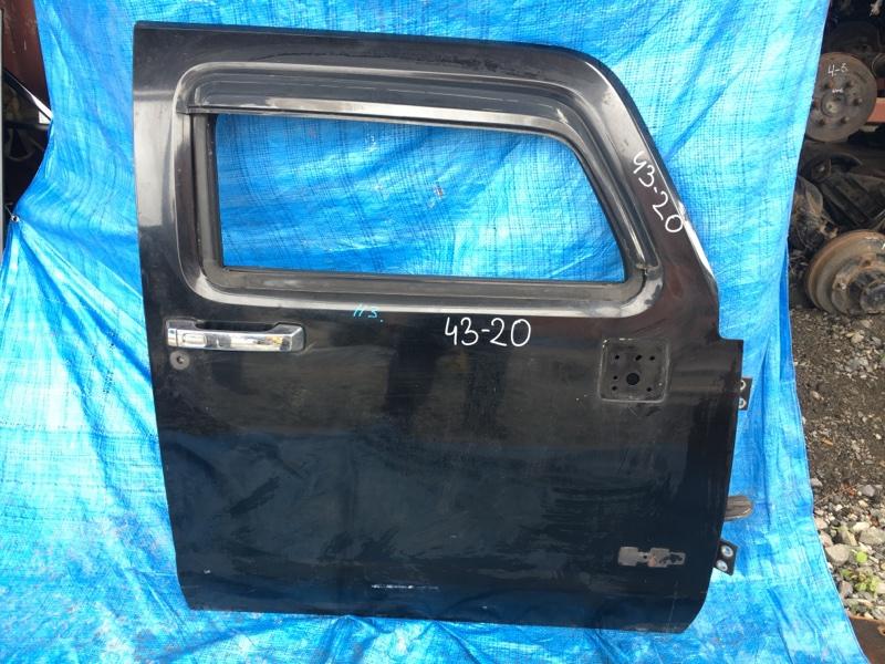 Дверь Hummer H3 передняя правая RHD (б/у)
