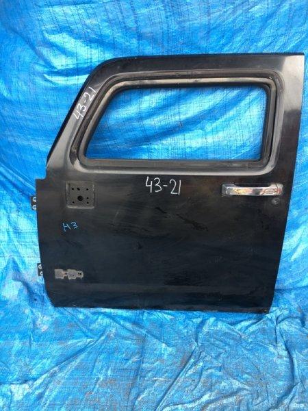 Дверь Hummer H3 передняя левая RHD (б/у)