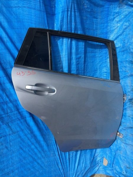 Дверь Subaru Levorg VM4 FB16 задняя правая (б/у)