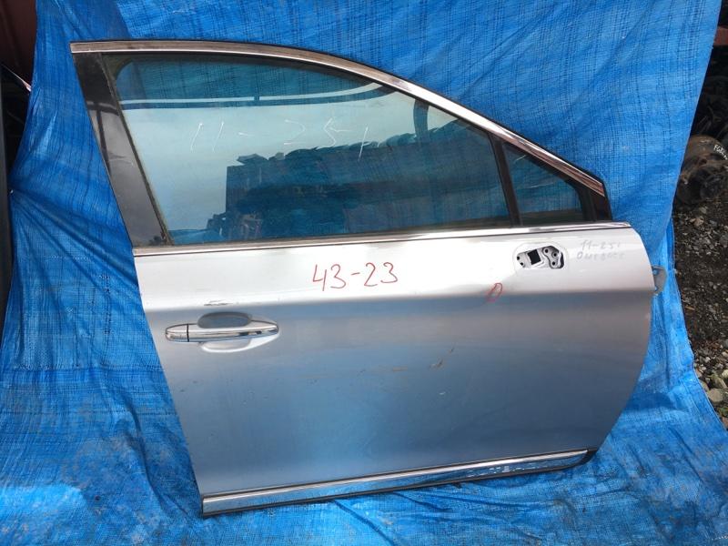 Дверь Subaru Outback BS9 FB25 передняя правая (б/у)