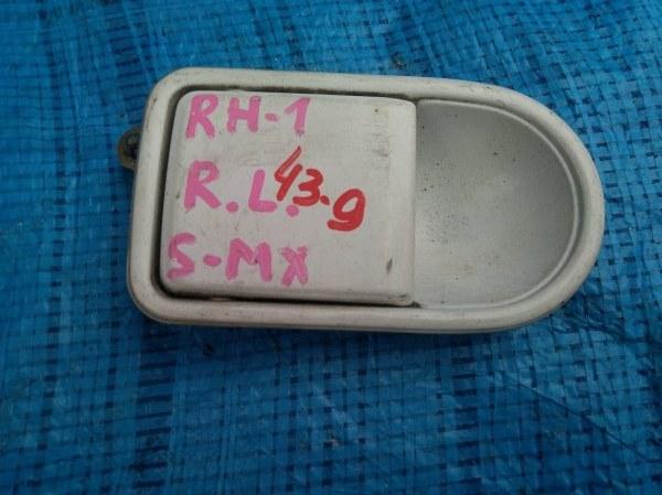 Ручка двери Honda S-Mx RH1 B20B задняя левая (б/у)