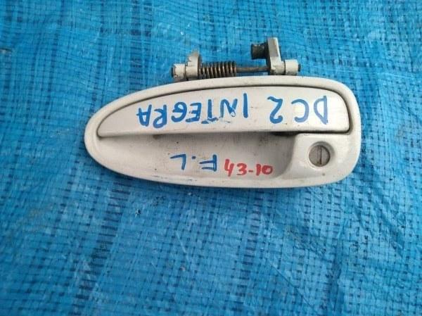 Ручка двери Honda Integra DC2 B18C передняя левая (б/у)