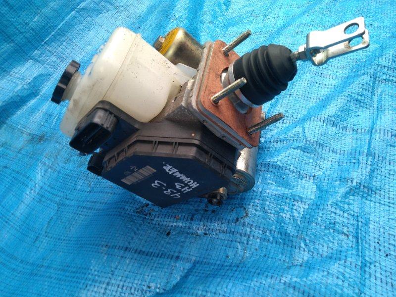 Главный тормозной цилиндр Hummer H3 RHD (б/у)