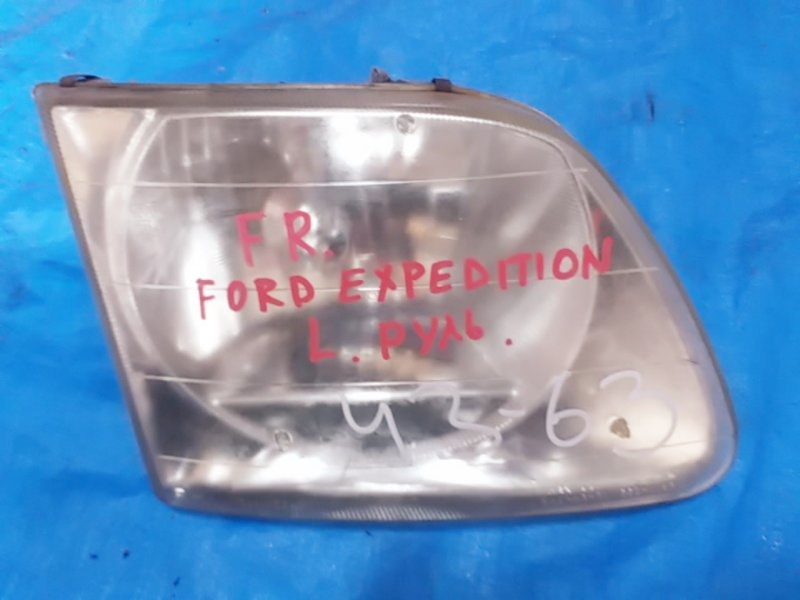 Фара Ford Expedition правая 43-63 330-1115 (б/у)