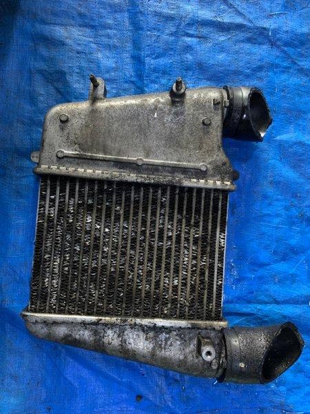 Радиатор интеркулера Nissan Elgrand ATE50 ZD30DDTI (б/у)