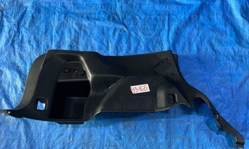 Обшивка багажника Subaru Forester SJ5 FB20 задняя левая (б/у)