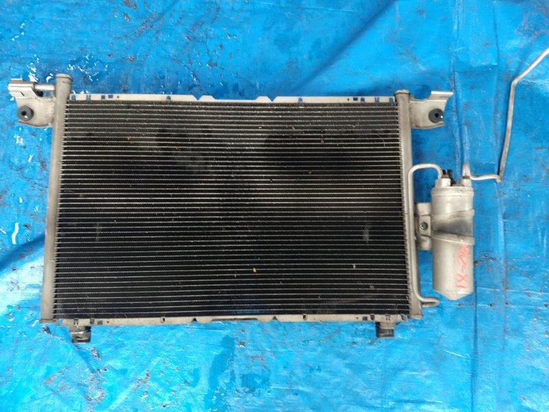 Радиатор кондиционера Isuzu Bighorn UBS73 4JX1 (б/у)