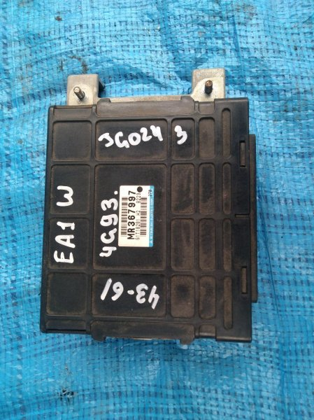 Блок efi Mitsubishi Galant EA1A 4G93 G1T18281 (б/у)