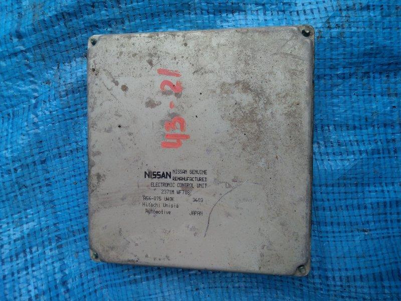 Блок efi Nissan Liberty RM12 QR20DE A56-Q75 (б/у)