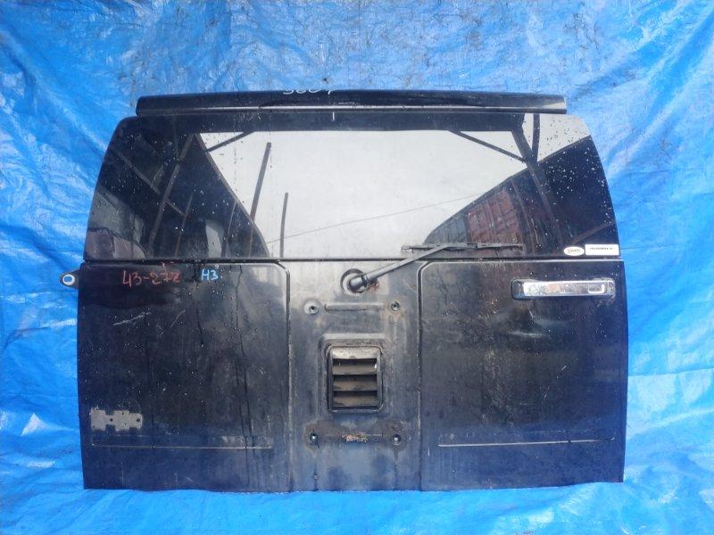 Дверь задняя Hummer H3 (б/у)