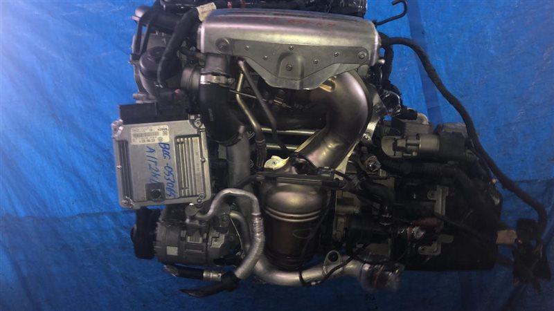 Двигатель Volkswagen Jetta 1K2 BLG 2005 033065 (б/у)