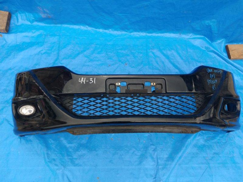 Бампер Honda Stream RN6 R18A передний RS, IIMODEL (б/у)