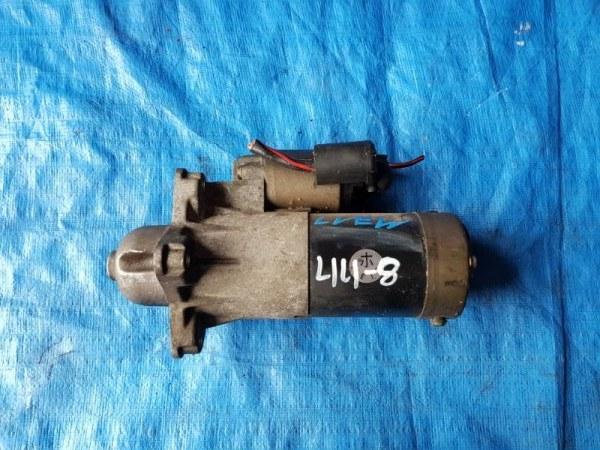 Стартер Mazda Mpv LVEW JE JE1618400, M001T75181A (б/у)