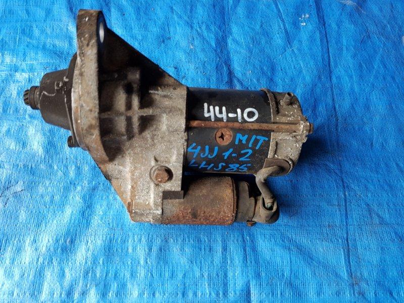 Стартер Mazda Titan LHS85 4JJ1 898018 2081 (б/у)