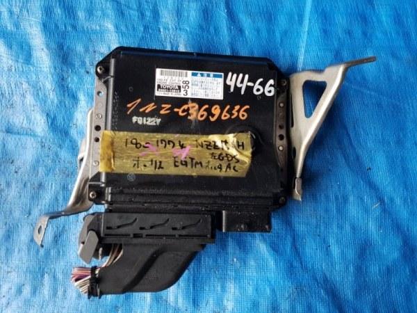 Блок efi Toyota Auris NZE151 1NZ-FE (б/у)