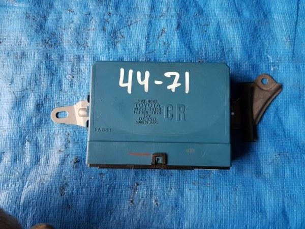 Блок управления дверьми Toyota Crown GRS203 89222-30150 (б/у)