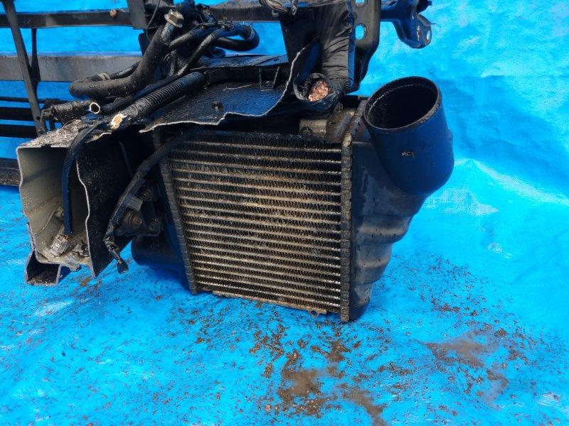 Радиатор интеркулера Toyota Mark Ii JZX90 1JZ-GTE (б/у)