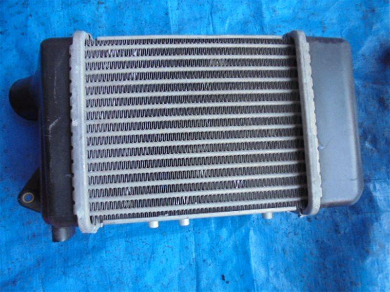 Радиатор интеркулера Mitsubishi Colt Z27A 4G15T (б/у)